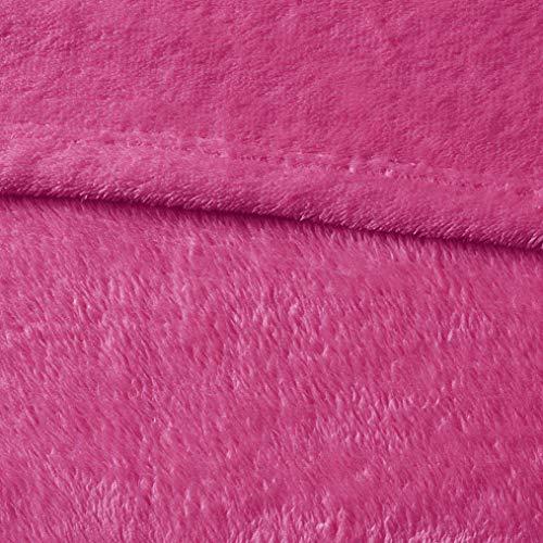 - Hebel Microlight Plush Oversized Blanket Pink King | Model BLNKT - 7 | 48King