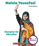 Malala Yousafzai: Champion for Education (Rookie Biographies (Paperback))