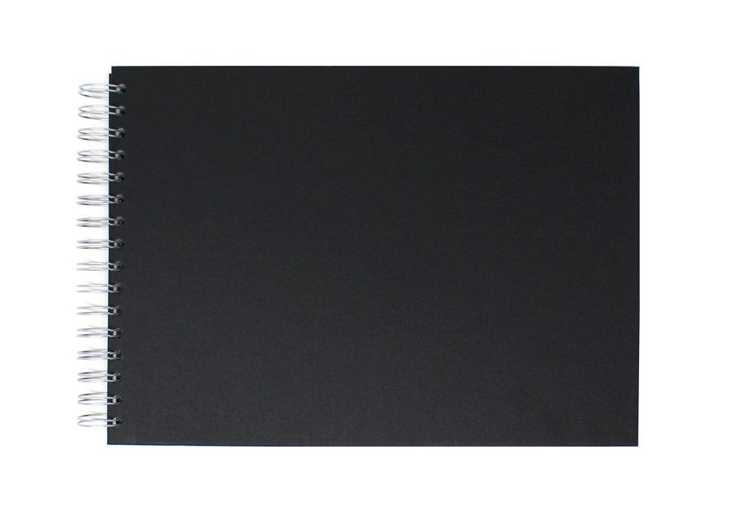 Tapa dura 48 hojas Papel cartridge sin /ácido 170 gsm Cuadrado 285 x 285 mm Bloc encuadernado con gusanillo Artway Studio