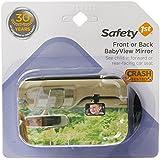 Safety 1st Espelho Interno para Auto, Preto