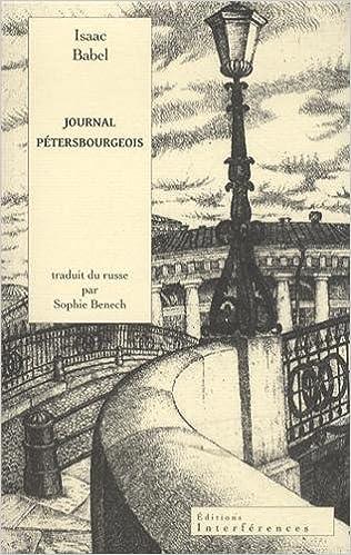 Télécharger en ligne Journal pétersbourgeois pdf epub