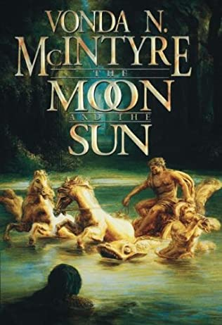 book cover of The Moon and the Sun