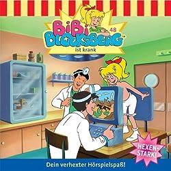 Bibi ist krank (Bibi Blocksberg 48)
