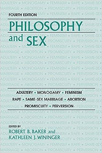 Phylisophical veiw on same sex marrage