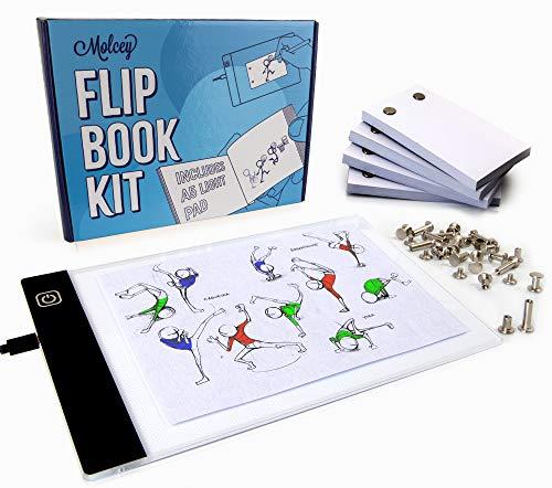 Flip Book Kit LED