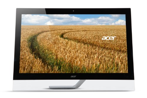 Acer T272HUL bmidpcz 27-Inch WQHD Touch Screen Widescreen Monitor by Acer