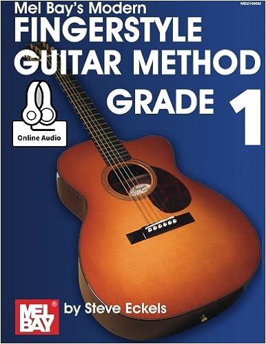 Book Modern Fingerstyle Guitar Method Grade 1 (Modern Guitar)