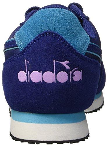 60013 Sneaker K Harmaa run Tulostaa Naisten Low Diadora Kaula Sininen W w8qIxZf