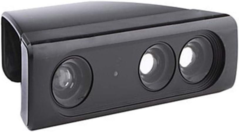 Neuer Zoom f/ür Kinect Sensor Xbox 360 Reichweite Reduzierung Weitwinkelobjektiv f/ür Small Room Somatosensory Lupe