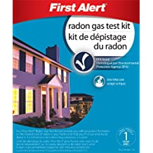 First Alert RDA Premium Radon Gas Test Kit