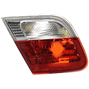 Depo 444-1302L-UQ BMW 3 Series Driver Side Replacement Backup Light Unit