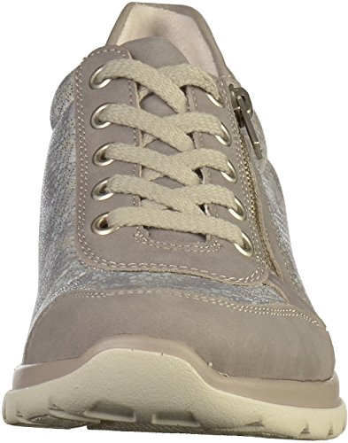 Grau Scarpe Grigio Remonte Stringate 40 Cement D5311 Donna silverflower RRq8Tr