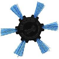Dico 541-788-4 Nyalox Flap Brush 4-Inch Blue 240 Grit by Dico