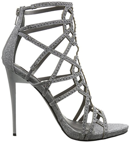 Too Pewter Sandal 2 Gladiator Amaze Women Lips Too TqaAHU