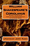 William Shakespeare's Coriolanus, Jerry Rubin, 1442109513
