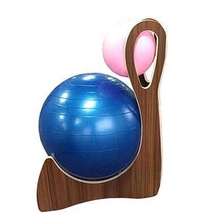Sillas con balón de ejercicio Silla de Pelota de Yoga Silla de Pilates Cojín Taburete Silla ...