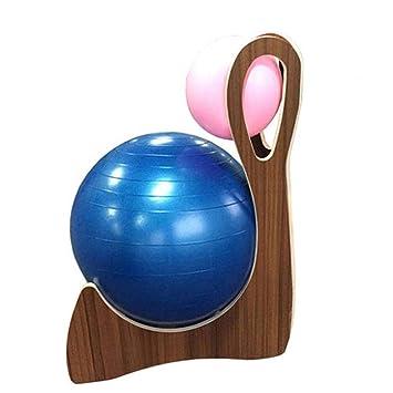 Sillas con balón de ejercicio Silla de Pelota de Yoga Silla de Pilates  Cojín Taburete Silla bf6cddcc4852