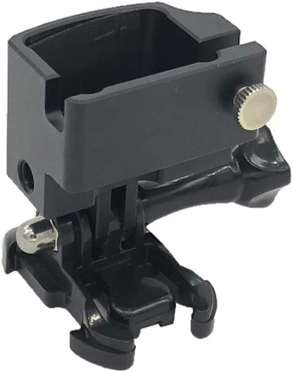 Vovotrade Multi-Function Expansion Bracket 1//4 Inch Screw Adapter Bracket for Osmo Pocket
