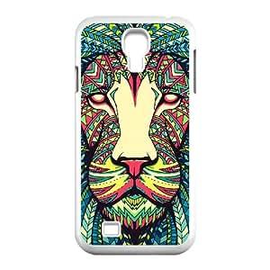 JJZU(R) Design New Fashion Phone Case with Lion for SamSung Galaxy S4 I9500 - JJZU896686