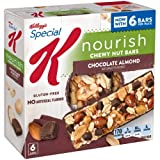 Special K Nourish Chewy Nut Bars, Chocolate Almond (Pack of 4)