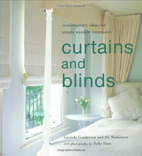 Read Online Curtains and Blinds: Contemporary Ideas for Simple Window Treatments PDF