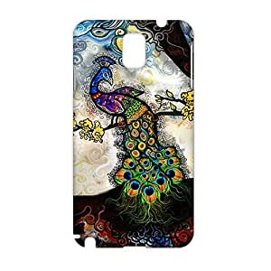 Cool-benz Artistic pattern peacock 3D Phone Case for Samsung Galaxy Note3