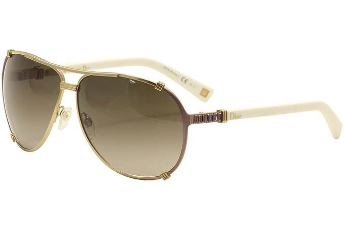 5aa11e69ffe6 Dior Chicago 2/ Strass - SULHA Aviator Sunglasses at Amazon Women's ...