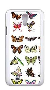 TUTU158600 Original New Print DIY Phone galaxy s4 cases I9500 - Many types of butterflies