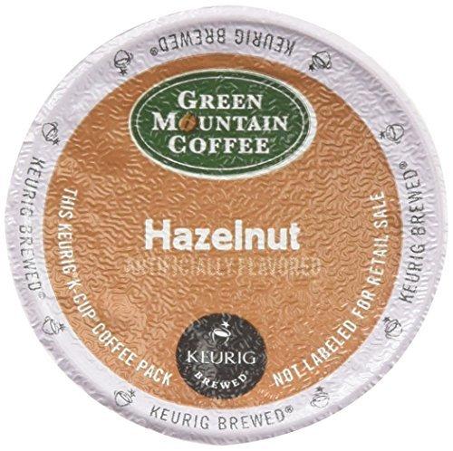 (Green Mountain Coffee Roasters Gourmet Single Cup Coffee Hazelnut Eight O'Clock 12 K-Cups (a))