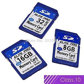 Tarjeta de memoria Tarjeta Micro SD MIXZA 8 GB/16GB/32GB ...