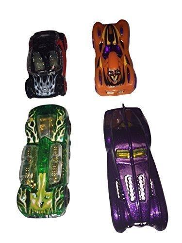 hot wheels 4 pack - 4
