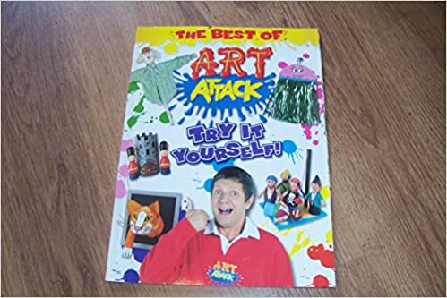 Best of art attack try it yourself amazon neil buchanan best of art attack try it yourself amazon neil buchanan 9781904419570 books solutioingenieria Images
