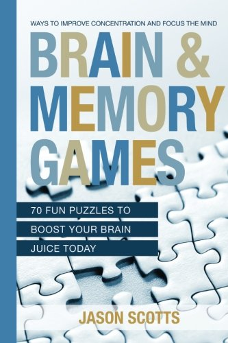 Brain Memory Games Puzzles Boost