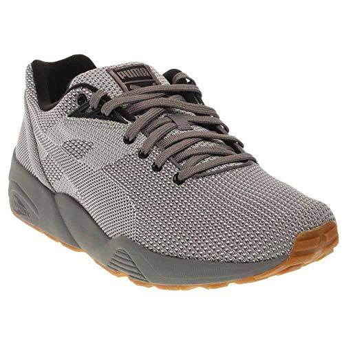 Puma R698 Knit Mesh v2 Men US 13 Gray Sneakers