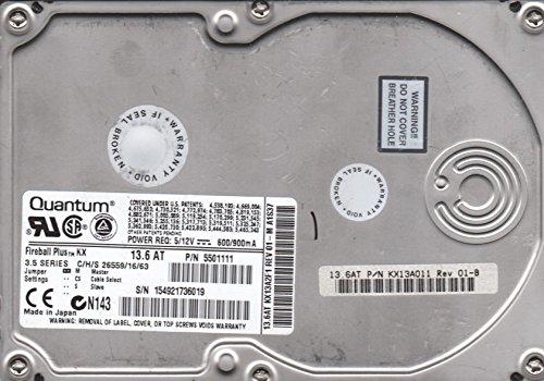 13.6 Gb Hard Drive - 5