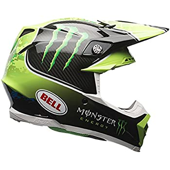 Bell Moto-9 Flex Off Road Motorcycle Helmet (PRO CIRCUIT 17 Black/Green, XX-Large) (Non-Current Graphic)