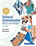 img - for Technical Communication: Process and Product, MLA Update (9th Edition) book / textbook / text book