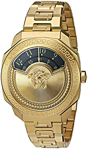 Gold Plated Swiss Watch - 7
