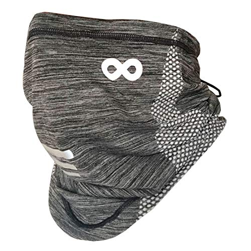 Neck Warmer Outdoor Sports Windproof Dust-Free, Walking, Cycling, Skiing, Running, Motorcycle, Snowboarding and Camping Neck Gaiter Men & Women