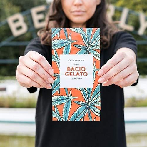 Sherbinskis Bacio Gelato 3.5g / 7g Bags Mylar Bags (50 Pack) (Runtz Cookies Jungle Boys)