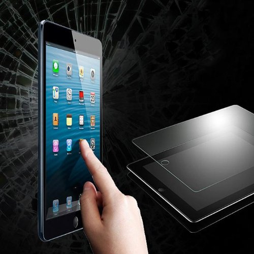 New Premium Tempered Glass Film Screen Protector for iPad mini