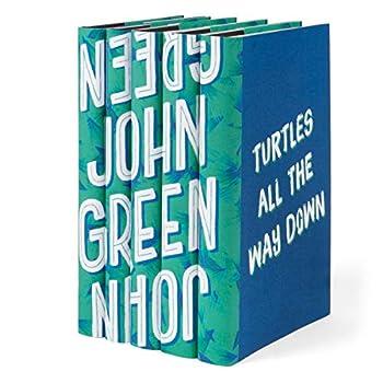 Image of Bookshelf Albums Juniper Books John Green | Five-Volume Hardcover Book Set with Custom Designed Dust Jackets | Author John Green