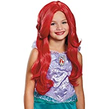 Ariel Deluxe Child Wig, One Size
