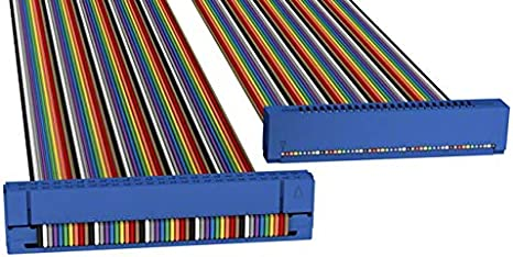 CSR50S//AE50M//CCE50S IDC CABLE C3BES-5006M Pack of 10
