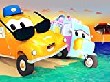 New ! The Candy Car is Covered in Plastic Waste!/The Police Car is Covered in Graffiti!/The Tractor is Covered With Apples And Eggs/Baby Jerry Dry Got Dry And Dusty