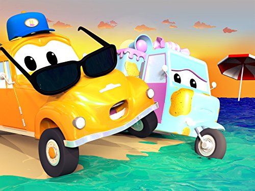 The Candy Car is Covered in Plastic Waste! / The Police Car is Covered in Graffiti! / The Tractor/Baby Jerry Got Dusty