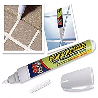 Aohang Whitening Pen Grout Pens with the Tile Grout Appliance Touch-Up Paint Repair Pen