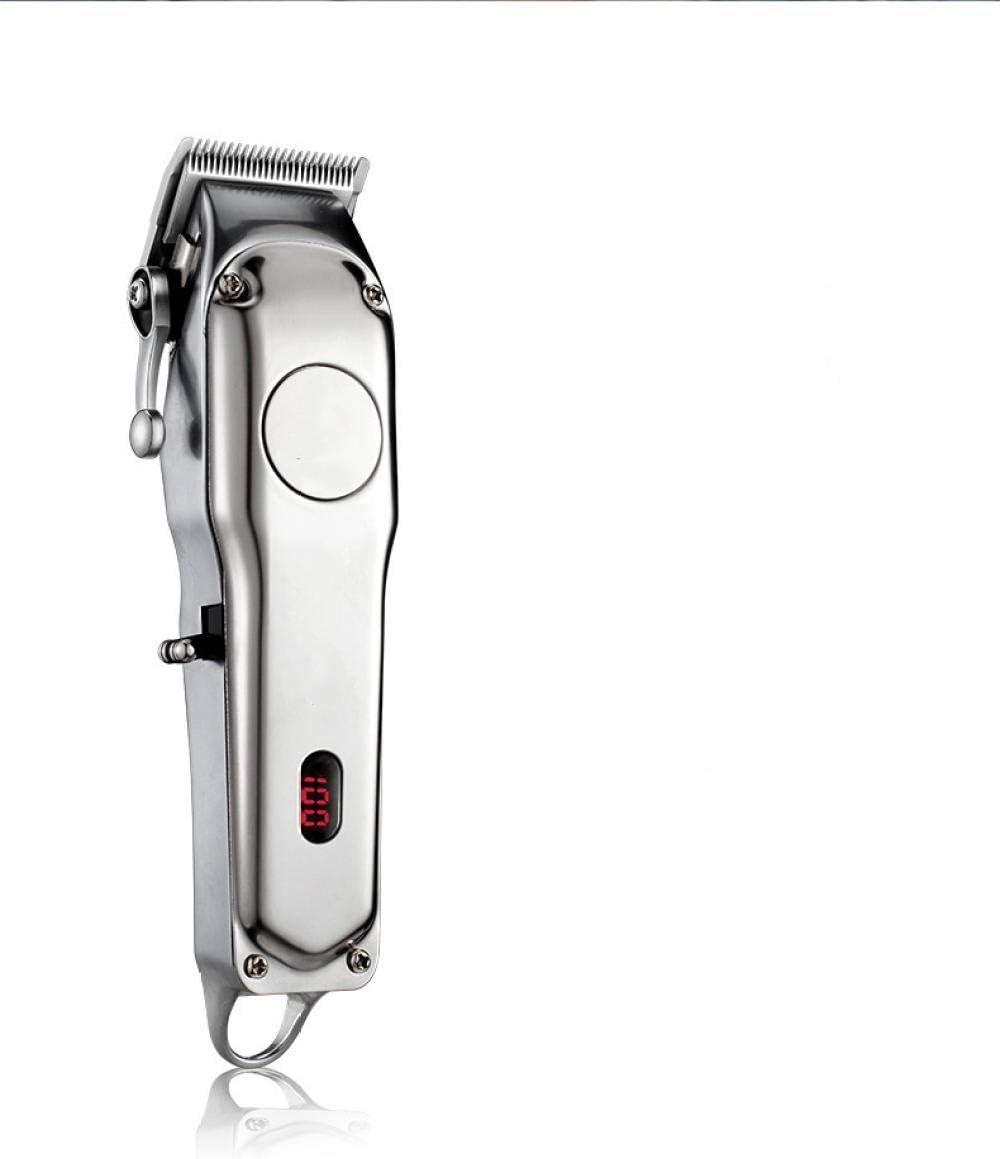 Advanced Ceramic - Máquina de Cortar Pelo Profesional Cortapelos Cortador de pelo de metal eléctrico para hombres corte de pelo compatible con moser barber