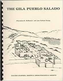 the gila pueblo salado charmion r mckusick amazoncom books