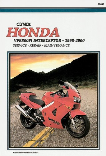 - Honda VFR800